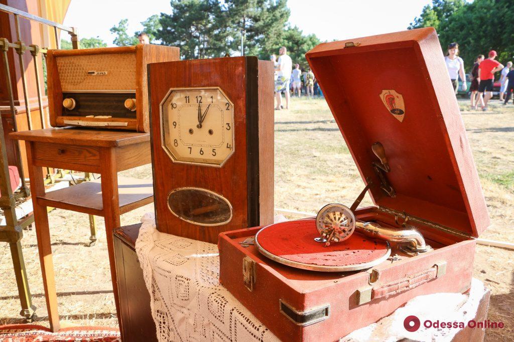 В парке Победы проходит ретро-фестиваль (фото)