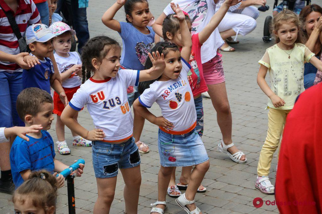 В Одессе отпраздновали День армянской культуры