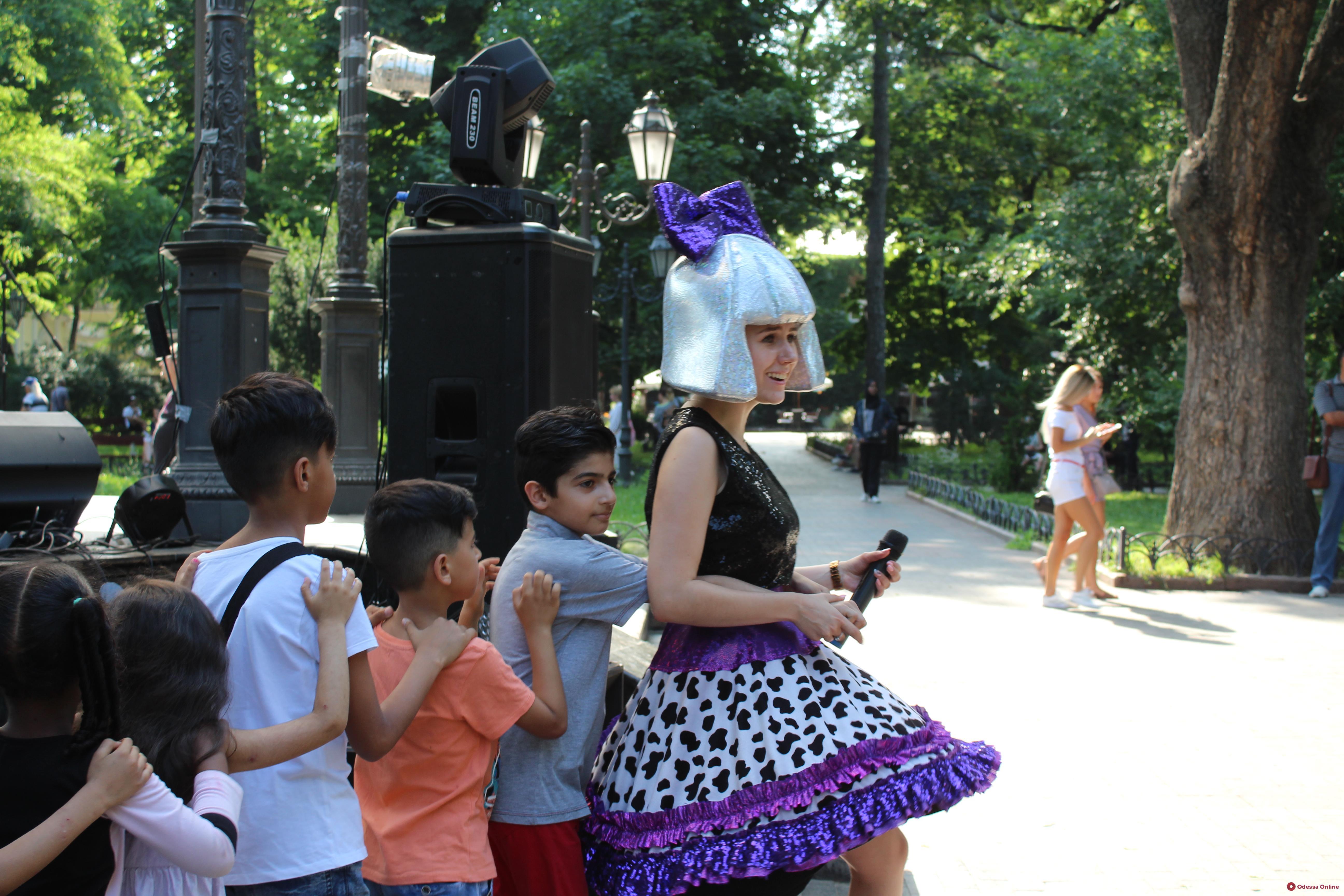 В Одессе прошел фестиваль культур (фоторепортаж)