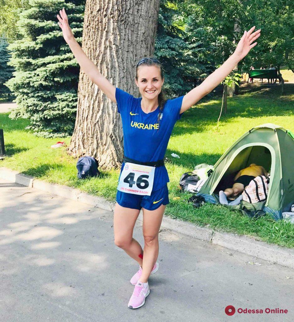 Одесса: получившая во время соревнований тепловой удар спортсменка находится в реанимации