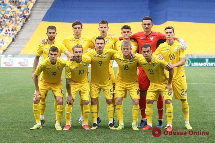 Два одесских футболиста выиграли международный турнир в составе сборной Украины