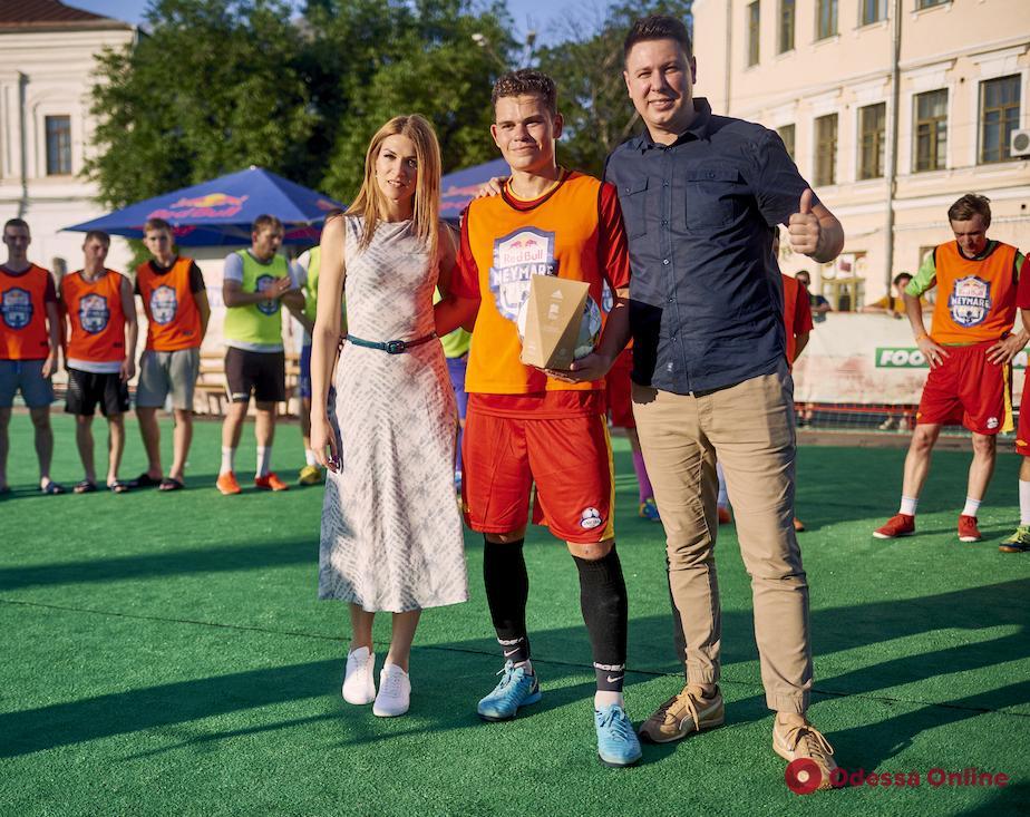 Одесская команда «Ты шо, ты шо» дошла до финала всеукраинского турнира по уличному футболу