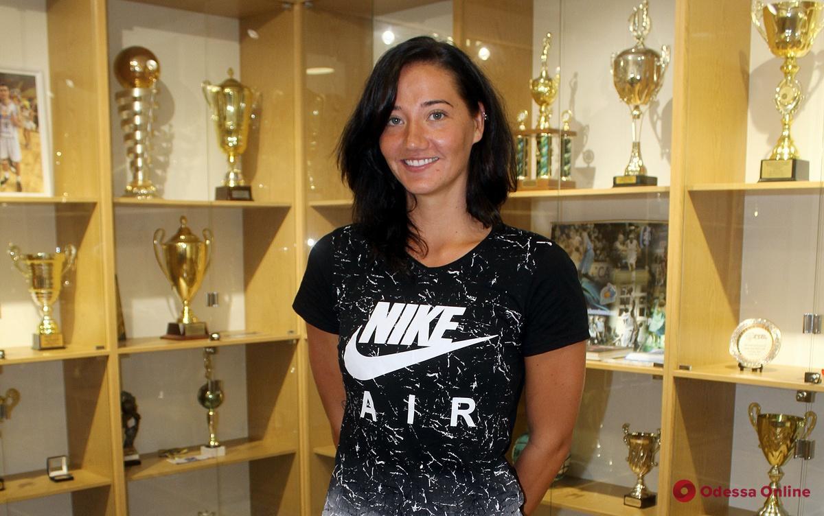 Баскетбол: одесситка сыграет на чемпионате Европы в составе сборной Украины