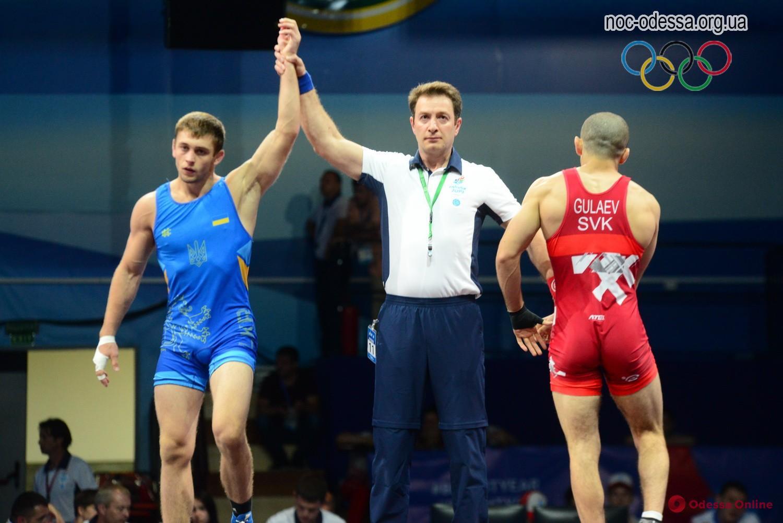 Европейские игры: борец из Тарутино завершил турнир в шаге от медали