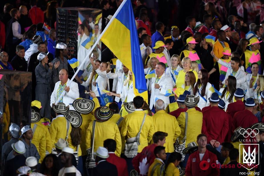 Европейские игры: знаменосцем сборной Украины будет Олимпийский чемпион из Одессы