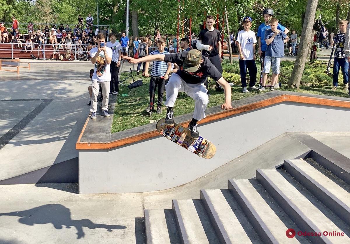 В Одессе с размахом отметят Международный день скейтбординга