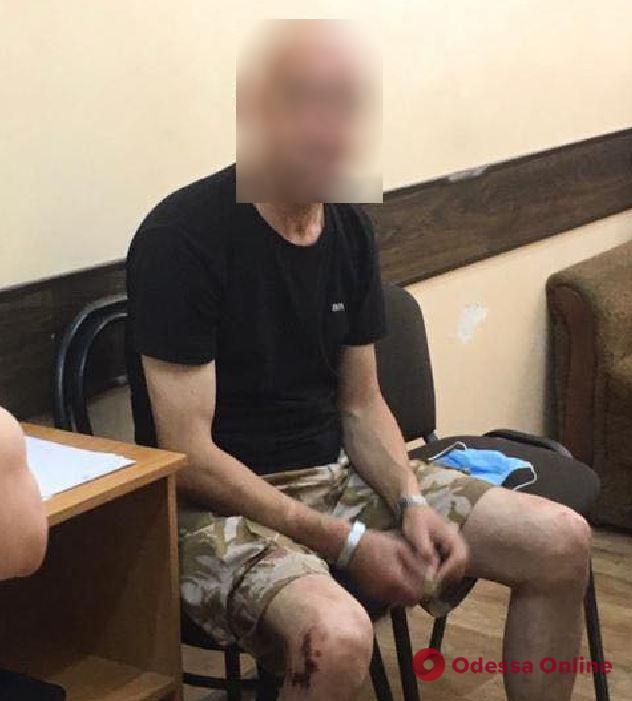В Одессе квартиранту-убийце предъявили подозрение