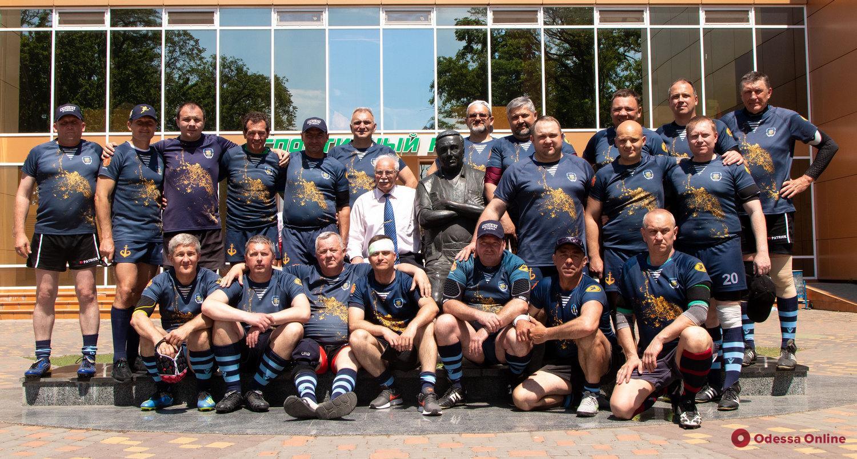 Ветераны одесского регби сыграют в международном турнире в Праге