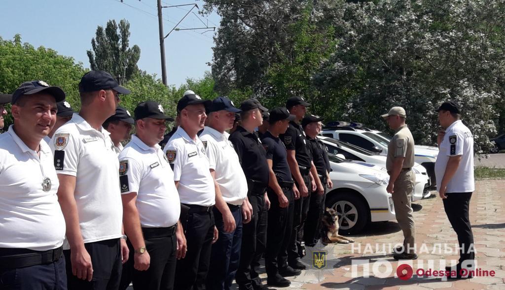 Туристическая полиция заступила на дежурство в курортной Затоке