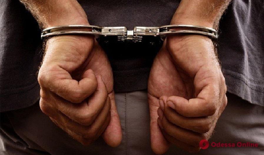 В Одессе арестовали квартиранта-убийцу