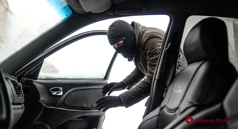 В Одессе поймали иностранного автовора