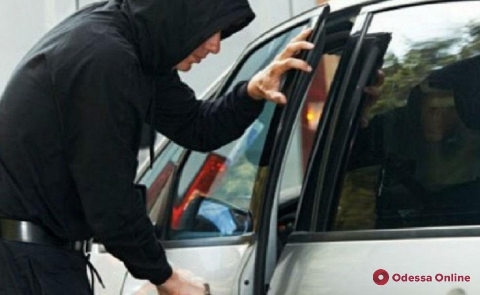 В Одессе поймали двух гастролеров-«сканеристов»