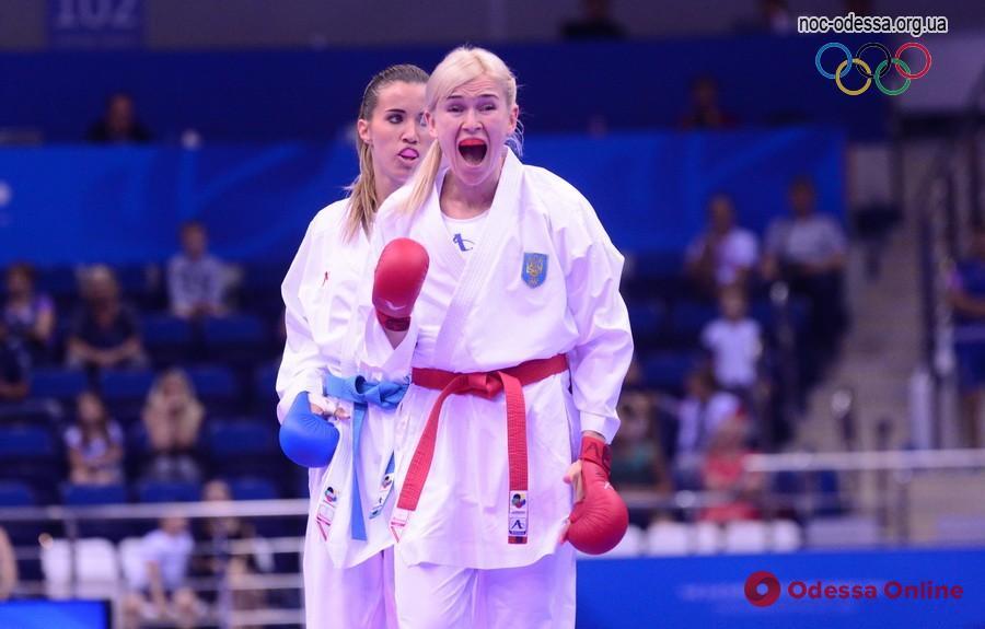 Европейские игры: каратистки из Одесской области принесли Украине две медали