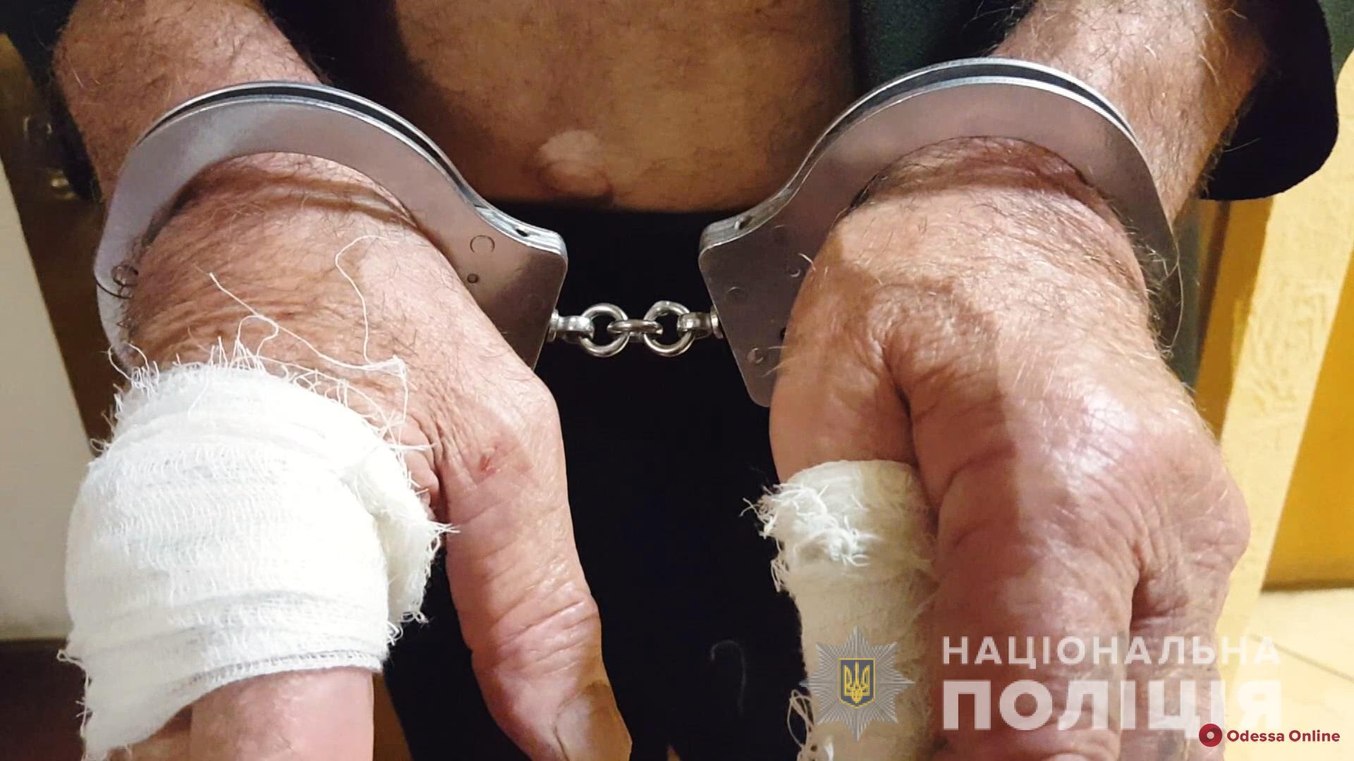 Тройное убийство на Княжеской: суд отправил подозреваемого в СИЗО