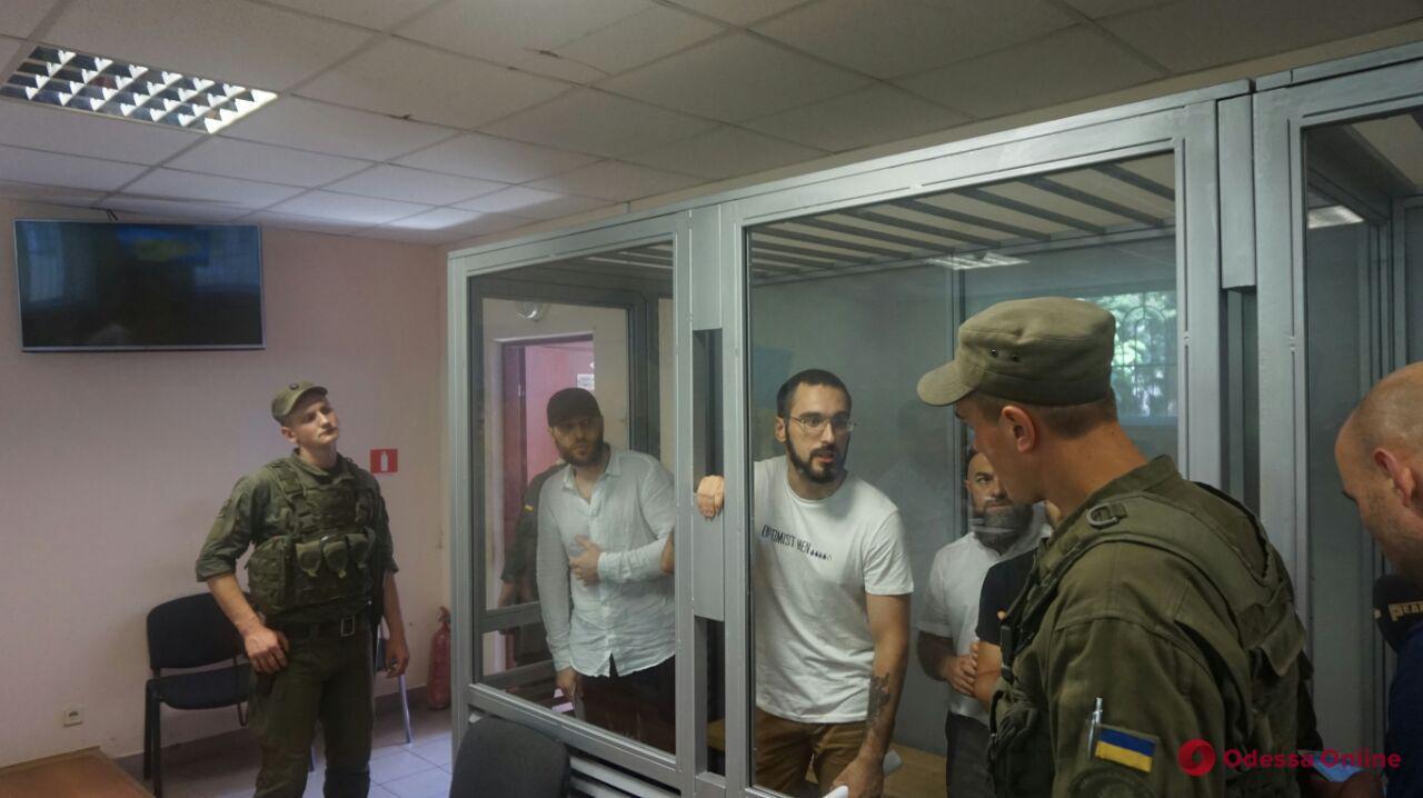 Дело группировки Айдамирова: на суде обвиняемые утверждали, что «они не банда» и обругали журналиста