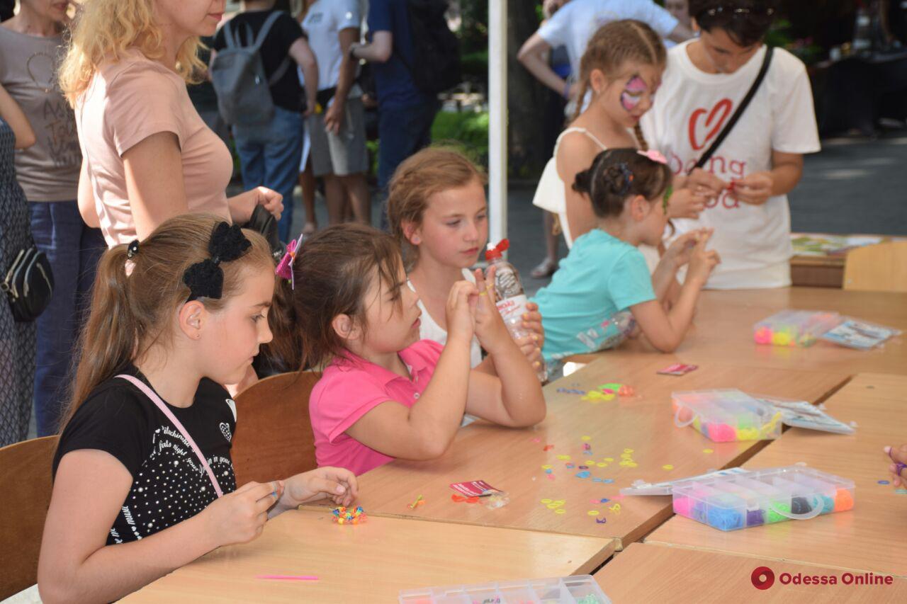 В Одессе состоялось закрытие «Недели добрых дел»