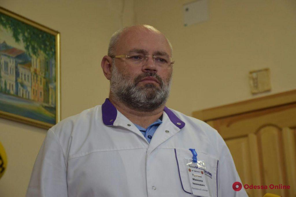 Одесса: медики рассказали о состоянии пострадавших при пожаре в психиатрической больнице