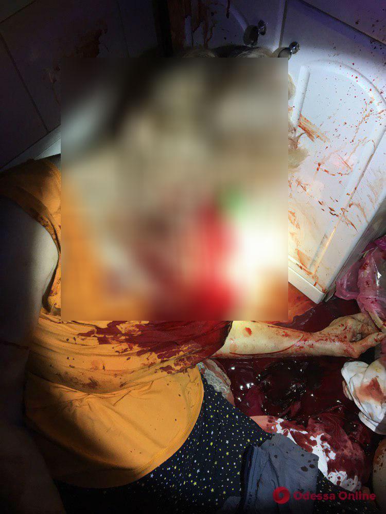 Одессит убил трех соседей по коммунальной квартире (осторожно, фото)