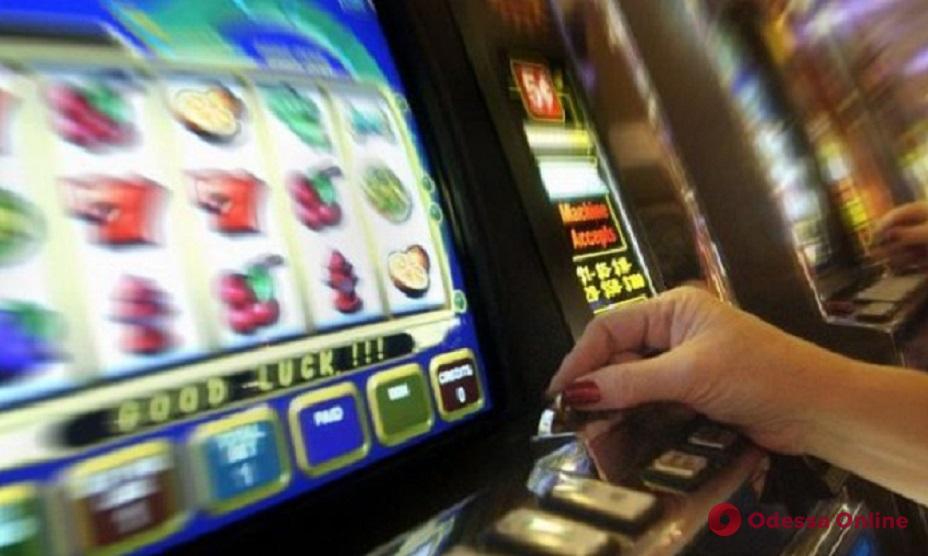 На Молдаванке «накрыли» подпольное казино