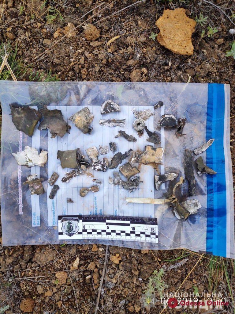 В Одесской области рыбак нашел противотанковую гранату