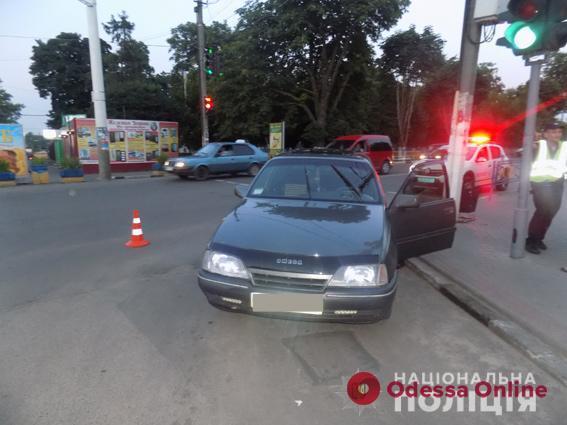 В Одесской области поймали пьяного автоугонщика