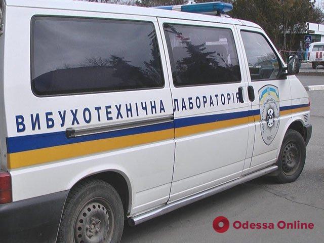 В Одессе ищут бомбы в четырех отелях