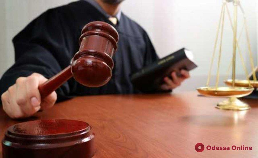 Одесский суд арестовал подозреваемого в убийстве экс-мэра Тирасполя