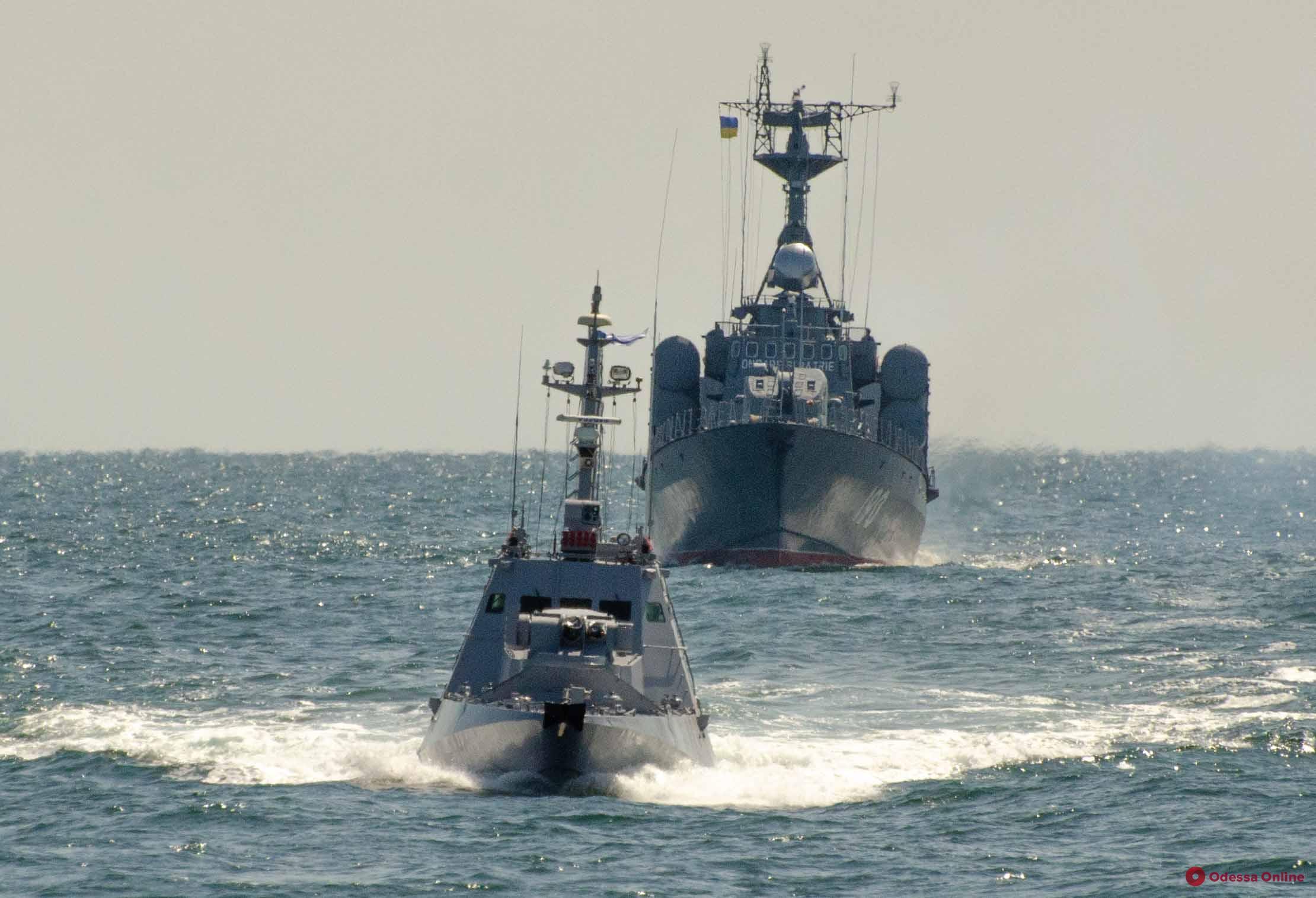 В Одессе завершились военно-морские учения «Си Бриз-2019» (фото)