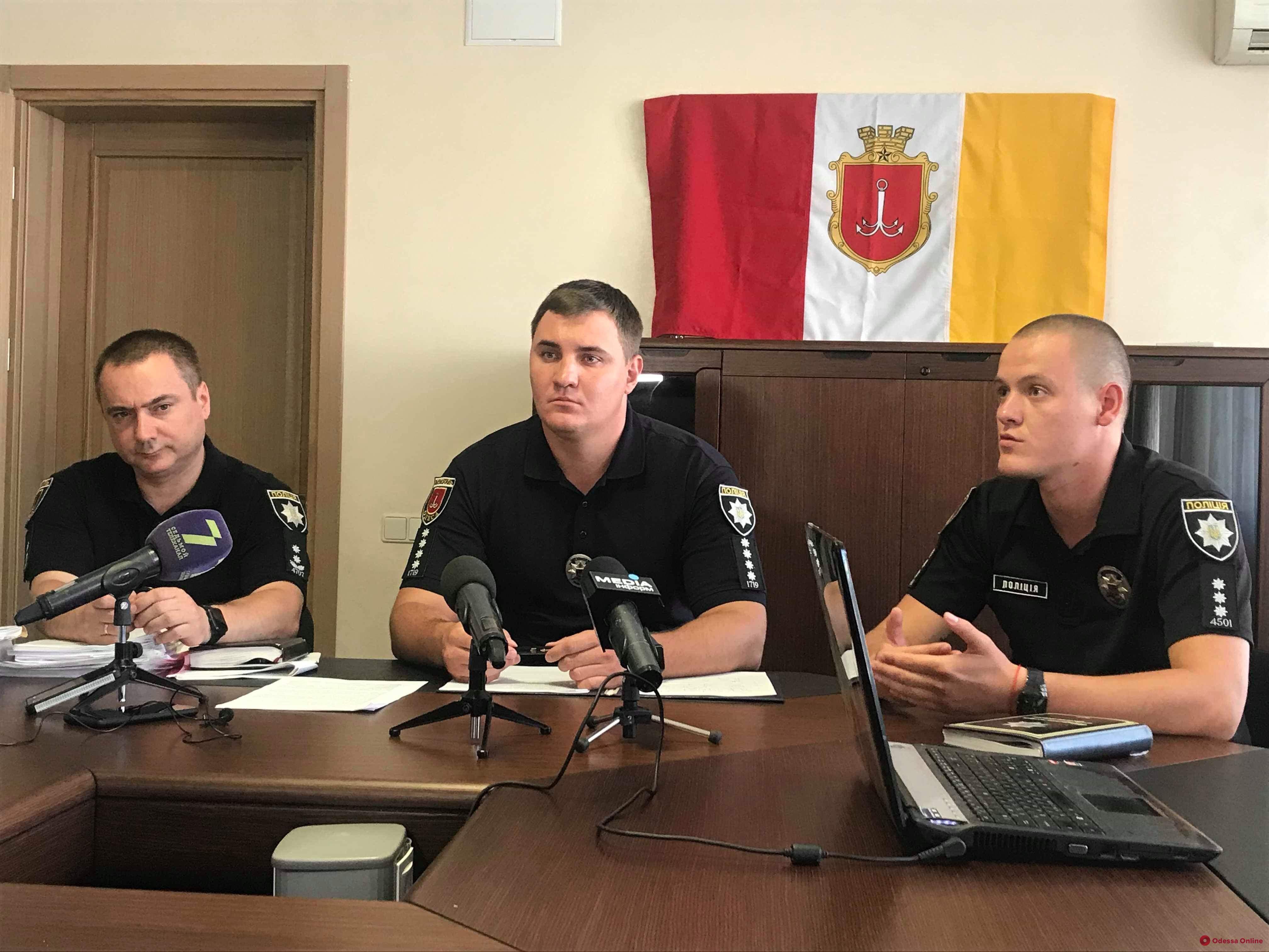 В управлении Патрульной полиции опровергли заявление об угрозах в адрес сотрудника