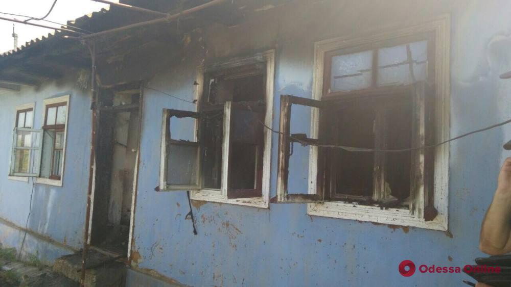 Погибли четверо детей: Зеленский потребовал расследовать пожар в Одесской области