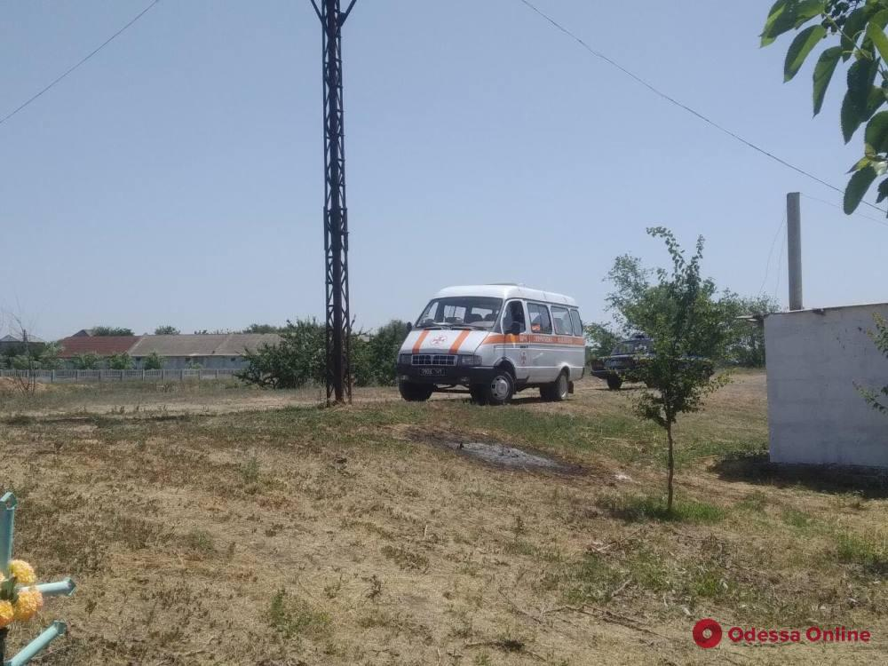 Одесская область: спасатели достали из пруда тело утопленника