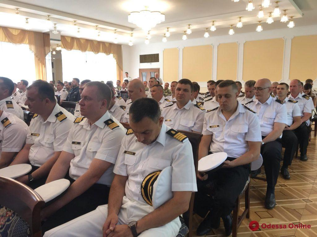 В Одессе стартовали международные военные учения «Си Бриз»