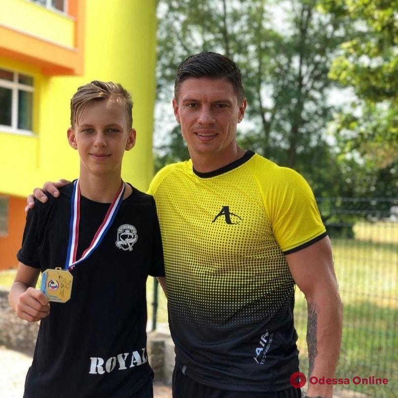 Каратэ: одесситы завоевали медали двух международных турниров в Хорватии