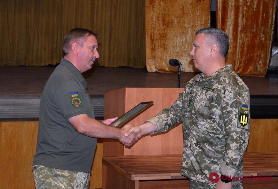 В Одесской области назначили нового военкома
