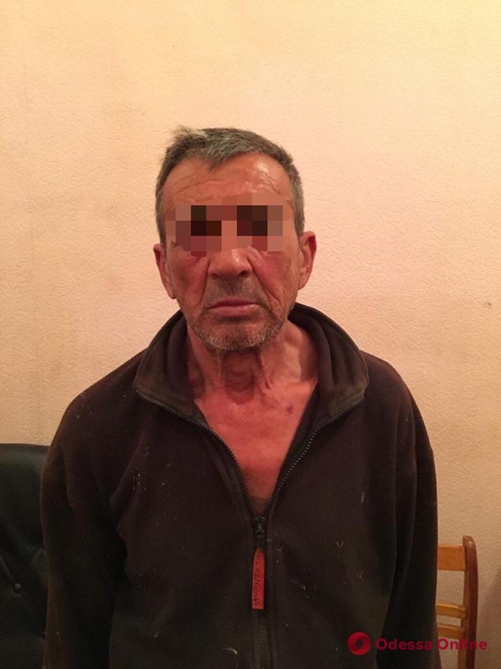 В Одесской области задержали педофила