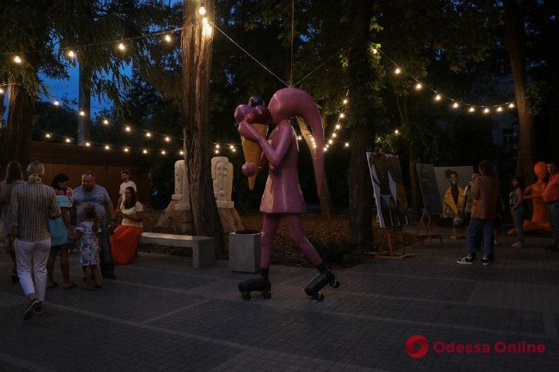 Art Yard: в Одессе открылось новое арт-пространство (фоторепортаж)