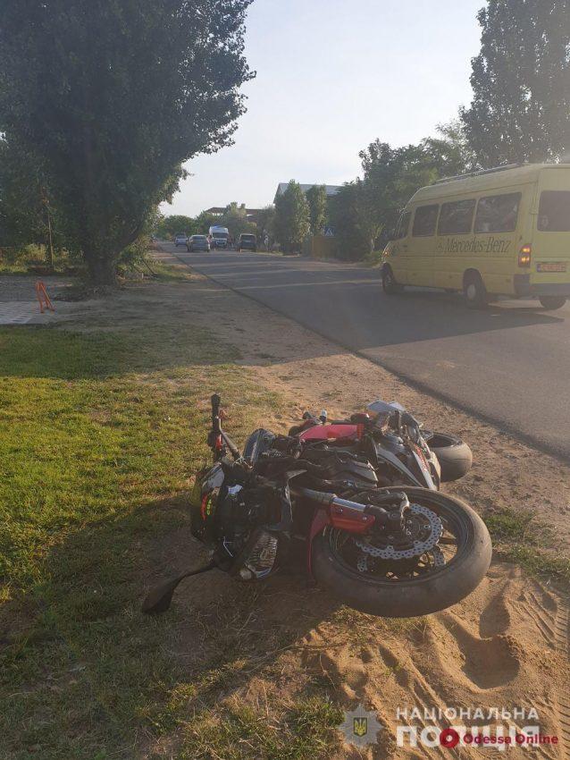 В Затоке мотоциклист сбил насмерть старушку
