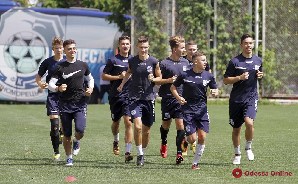 «Черноморец-2» начал подготовку к сезону: о тренерах, составе и планах