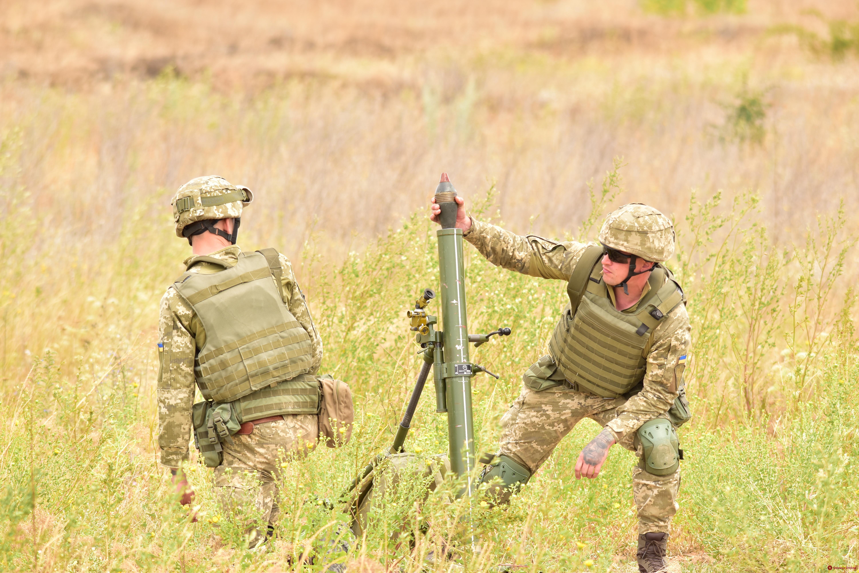 В Одесской области прошла сухопутная фаза учений «Си Бриз-2019»