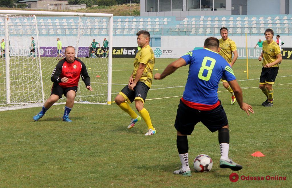 Футбол: одесситы выиграли международный турнир в Грузии