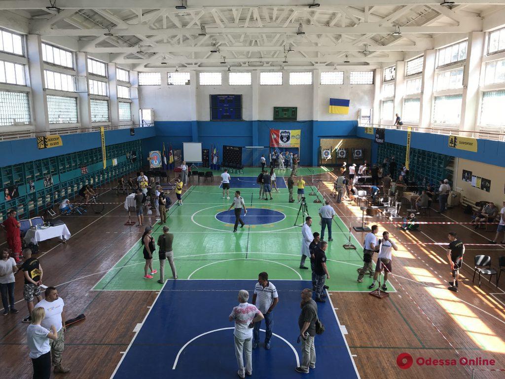 «Игры Непокоренных»: в Одессе состоялось тестирование спортсменов перед общенациональным отбором в сборную команду Украины