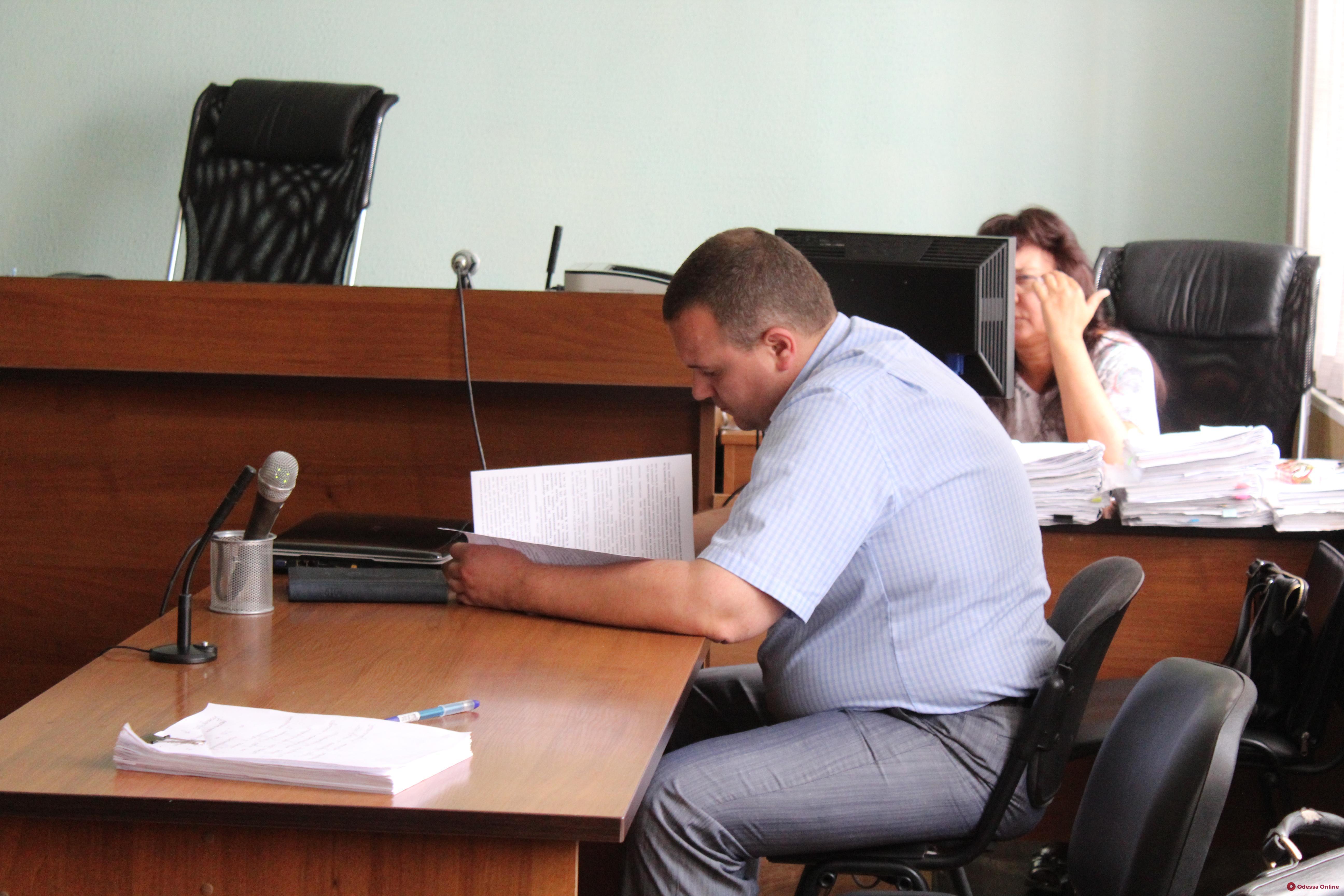 Захват заложниц на Пересыпи: одесский суд отправил подозреваемого в СИЗО