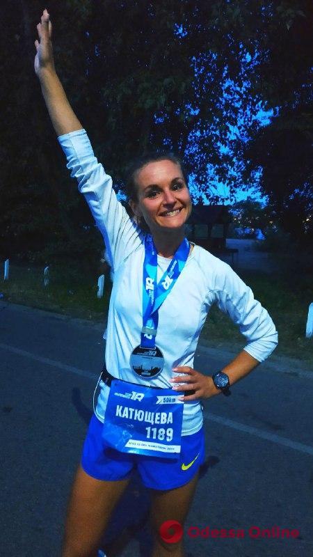 Бегунья из Белгород-Днестровского района блестяще выиграла ультрамарафон в Киеве