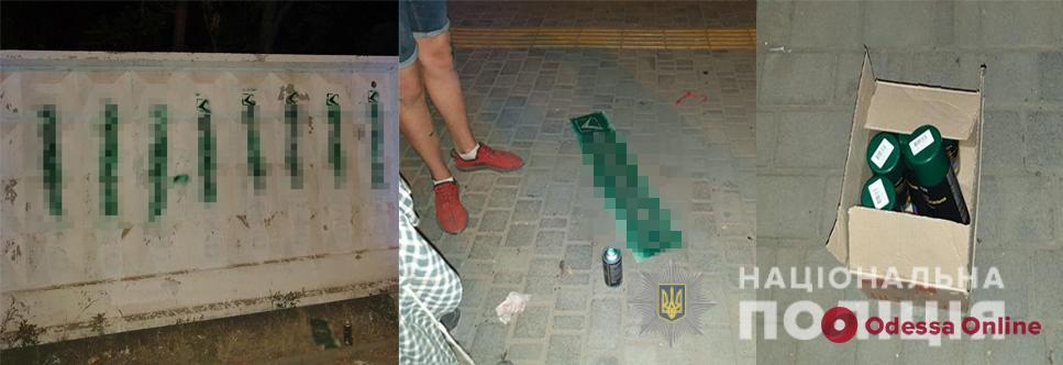 День тишины: ночью на Черемушках обнаружили 14-летнего агитатора