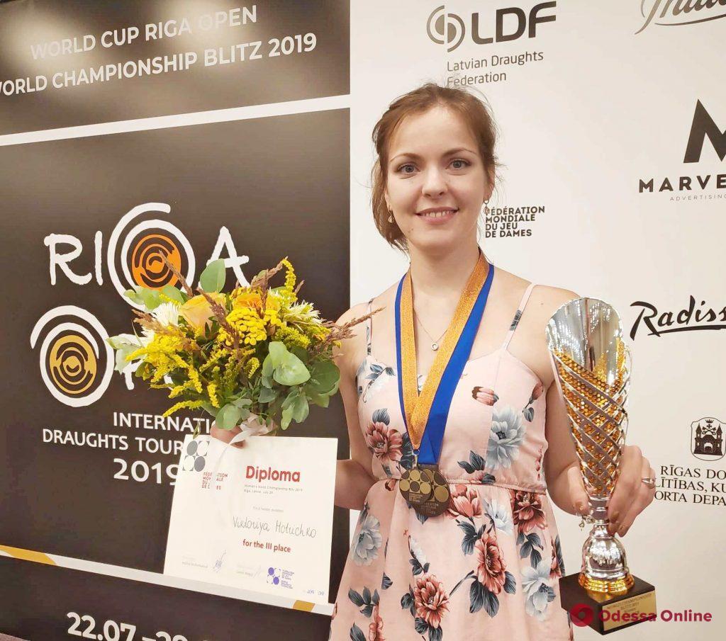 Виктория Мотричко: «Для моих наград скоро придется выделять отдельную комнату»