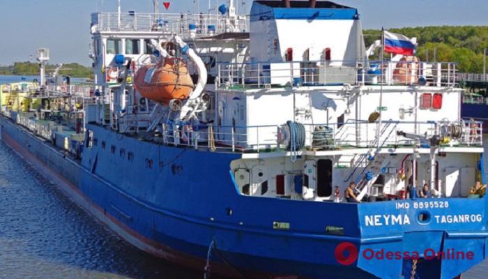 Одесский суд арестовал задержанный в Измаиле российский танкер