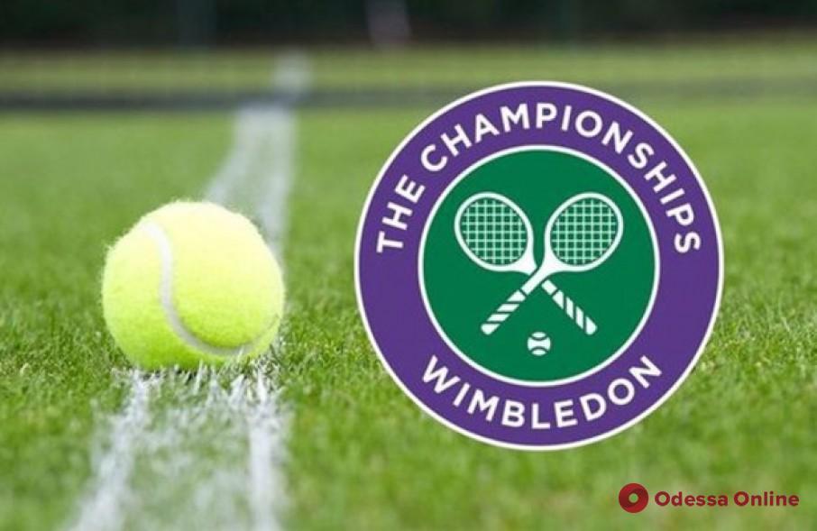 Теннис: Свитолина и Ястремская уверенно стартовали на Уимблдоне