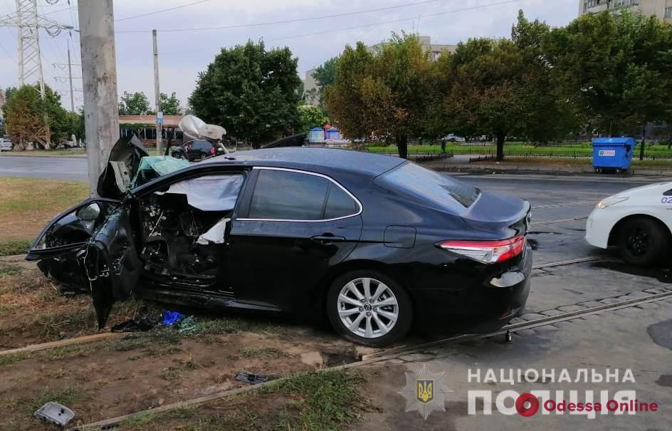 Появились подробности смертельного ДТП на Люсторфской дороге – вторая жертва скончалась в больнице