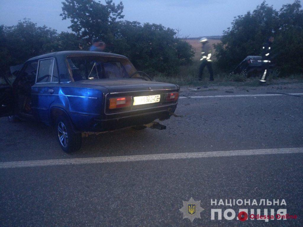 На трассе Одесса — Рени в ДТП погибли иностранцы