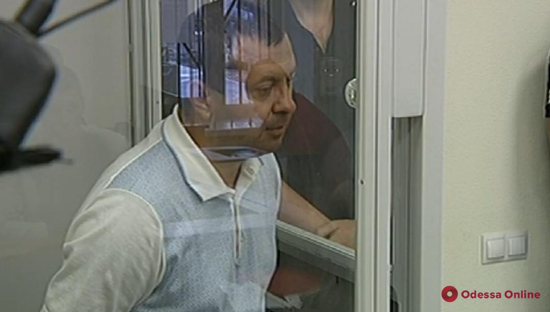 Суд отправил под домашний арест экс-замначальника Нацполиции в Одесской области
